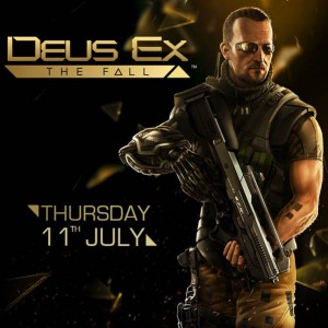Deus Ex: The Fall out on iOS this Thursday