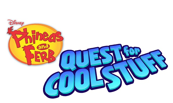 Phineas and Ferb: Quest for Cool Stuff  - jpeg
