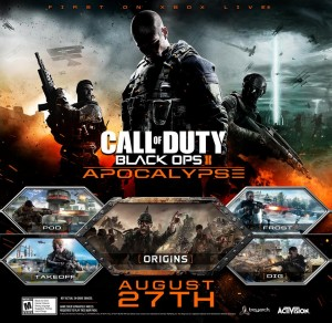 CALL OF DUTY: BLACK OPS 2 APOCALYPSE