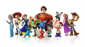 DISNEY INFINITY UNVEILS NEW CHARACTERS AND PLAY SET AT D23 EXPO