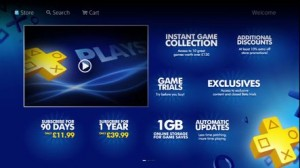 PlayStation Plus Update: October