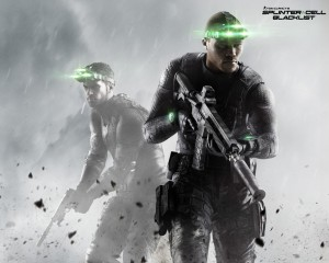 TOM CLANCY'S SPLINTER CELL® BLACKLIST™ AVAILABLE NOW IN THE UK