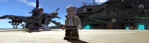 Stan Lee Powers Up in LEGO Marvel Super Heroes