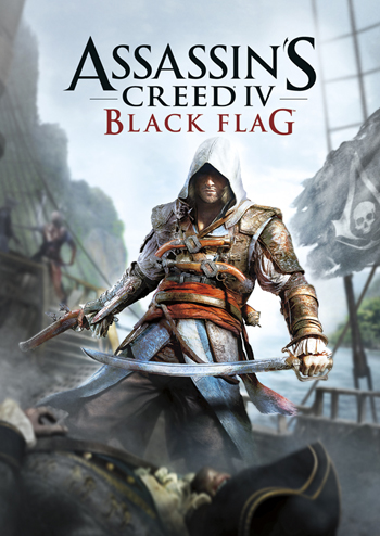 New Story trailer for Assassins Creed IV: Black Flag - Assassins Creed IV   Black Flag cover