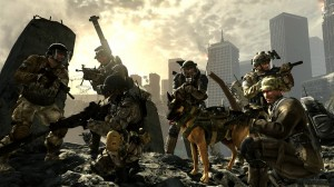 Call of Duty: Ghosts a look at Squads