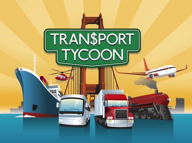 Transport Tycoon - out now on iPhone, iPad, iPod touch & Android! - r9sc TTtopimage