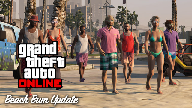 The GTA Online Beach Bum Update is Now Available - image001 1