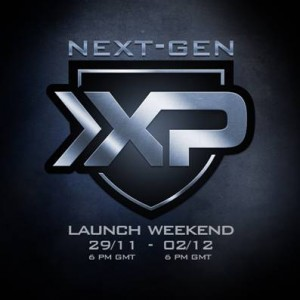 Call of Duty Ghosts Double XP Weekend (next gen only)