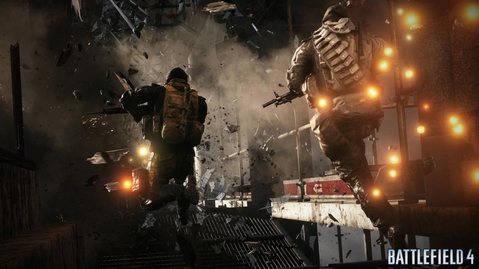 Battlefield 4 Multiplayer Review -