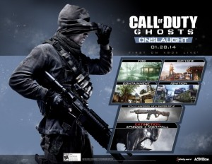 Call of Duty Onslaught is Here!