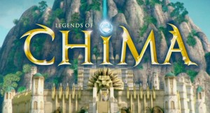 LEGO® Legends of Chima™ Online available for iOS