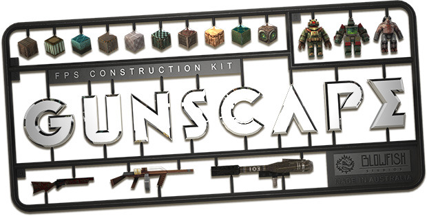 Gunscape shoots on to Kickstarter and Steam Greenlight - b5208c003895693e1eb0219c9036b267 large