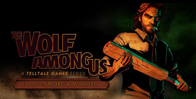 The Wolf Among Us Episode 2: Smoke and Mirrors Review - the wolf among us episode 2 walkthrough1