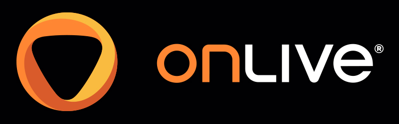 OnLive Launches CloudLift and New Line of Business, OnLive Go  - OnLive Logo hrzntl dark