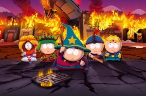 South Park Roshambo's its way to the top!