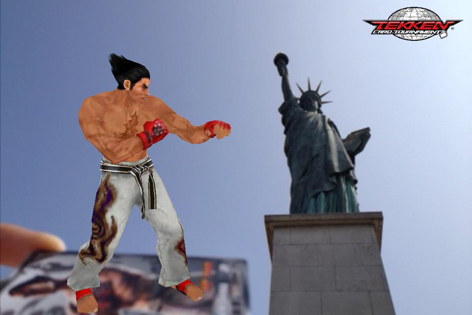 Solo campaign comes to Tekken Card Tournament  - bmUploads 2013 08 01 4522 AR Kazuya
