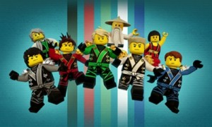 LEGO Ninjas in your pocket. LEGO Ninjago: Nindroids