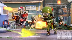 Plants vs. Zombies Garden Warfare Blasts Onto PC June 24