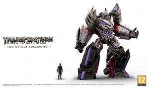Transformers: Rise of the Dark Spark. Megatron