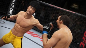 Bruce Lee to be playable in the next UFC game
