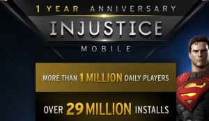 New multiplayer mode for Injustice: Gods Among Us