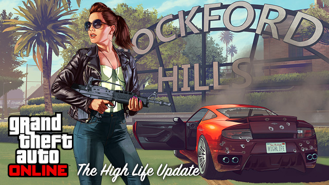 GTAV is back at the top! - gtav high life