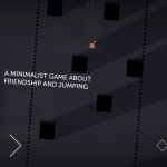Thomas Was Alone - Out now on iPad - screen shot 2 1399546867