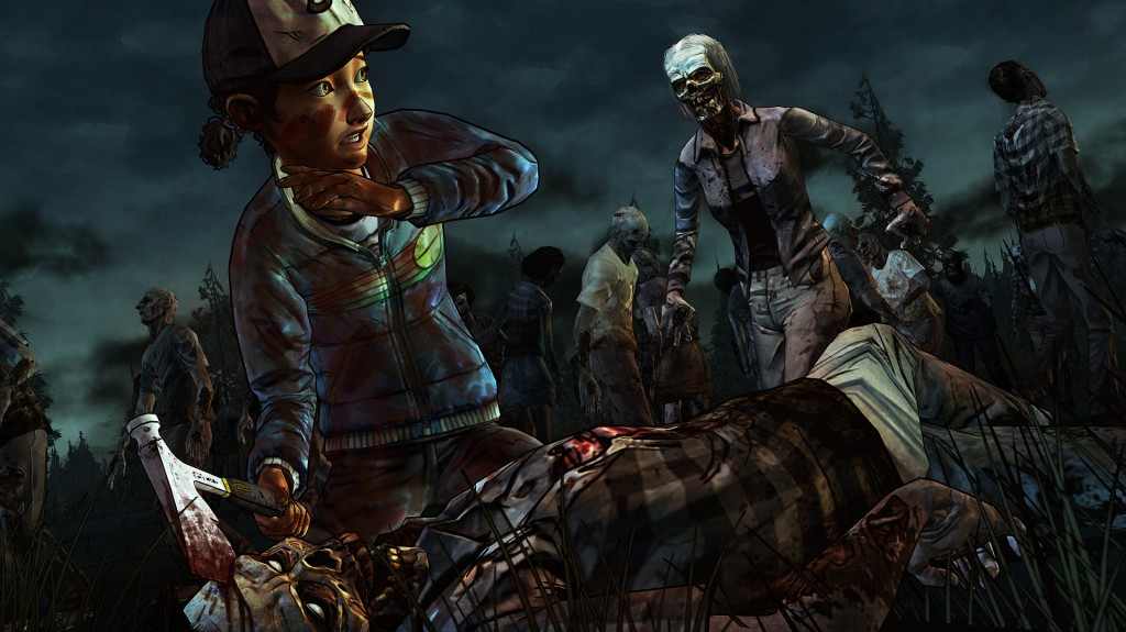 Critically-Acclaimed The Walking Dead: Season Two Continues This Week in Episode Three - twd 203 hoard