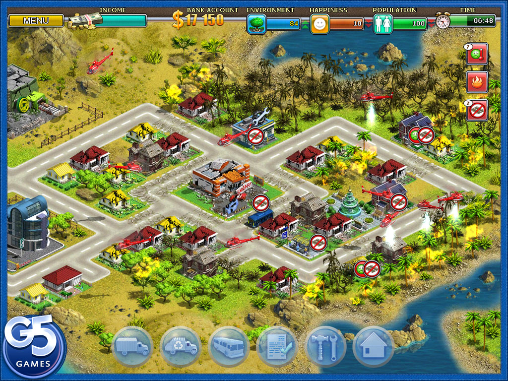 G5 Gives FREE Virtual City (iOS, Android, Mac) - This Week Only - 3