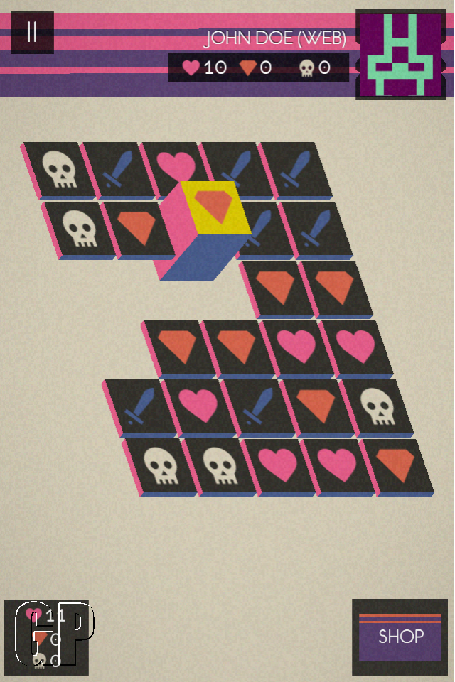 Puzzle-'em-up 'Faif' half price this weekend - faif