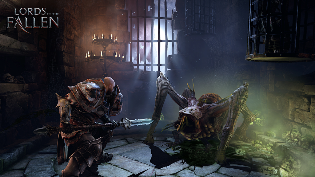 Lords of the Fallen launches October 31st - lords2