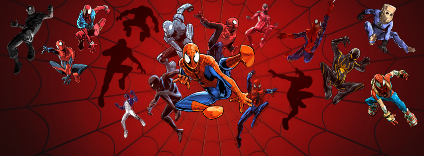 Gameloft and Marvel Unites the Spider-Verse with the Release of Spider-Man Unlimited for Smartphones & Tablets - 10352884 619087418210754 6380720357820147221 n