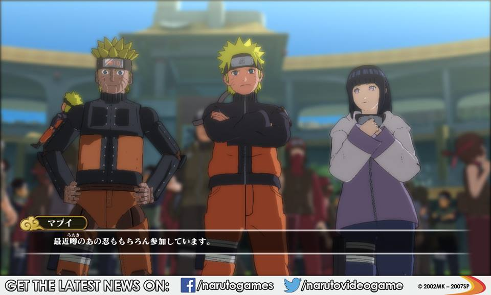 NARUTO SHIPPUDEN: Ultimate Ninja STORM Revolution is out - 10649637 742376589153861 5173359340967514505 n