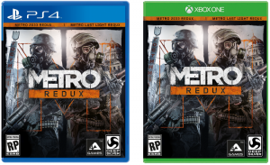 Metro Redux, Another Next-Gen Remaster, hits the top