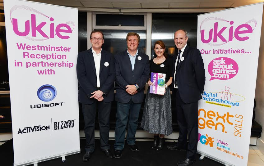 Ukie outlines policy manifesto to take UK games sector to the next level - ukie