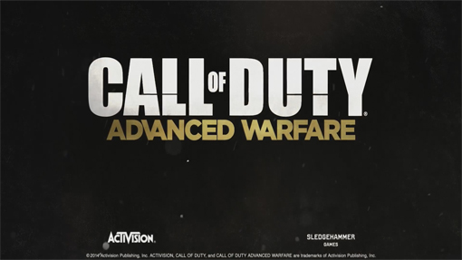CALL OF DUTY: ADVANCED WARFARE:  LAUNCH TRAILER - ADV