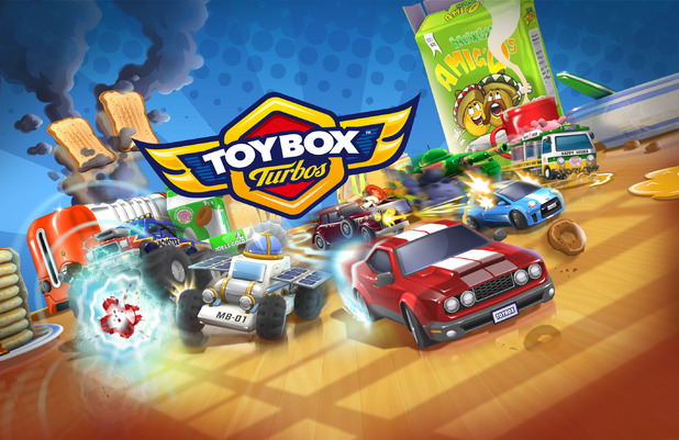 Toybox Turbos - gaming toybox turbos artwork