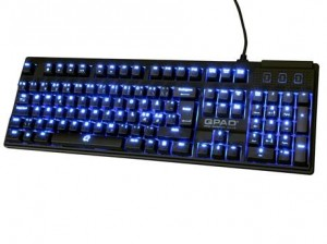 QPAD launch MK-70 a new mechanical keyboard.