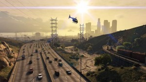 Grand Theft Auto V® for PlayStation®4 and Xbox One Available Now