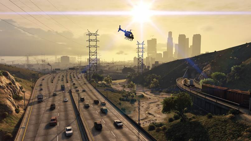 Grand Theft Auto V® for PlayStation®4 and Xbox One Available Now - GTAV Next Gen