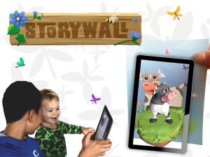 StoryWall – Interactive Play