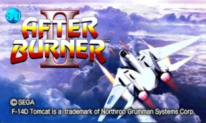 3D After Burner II Out On Nintendo 3DS