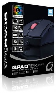 QPAD's new mouse boasts 16.8 million improvements