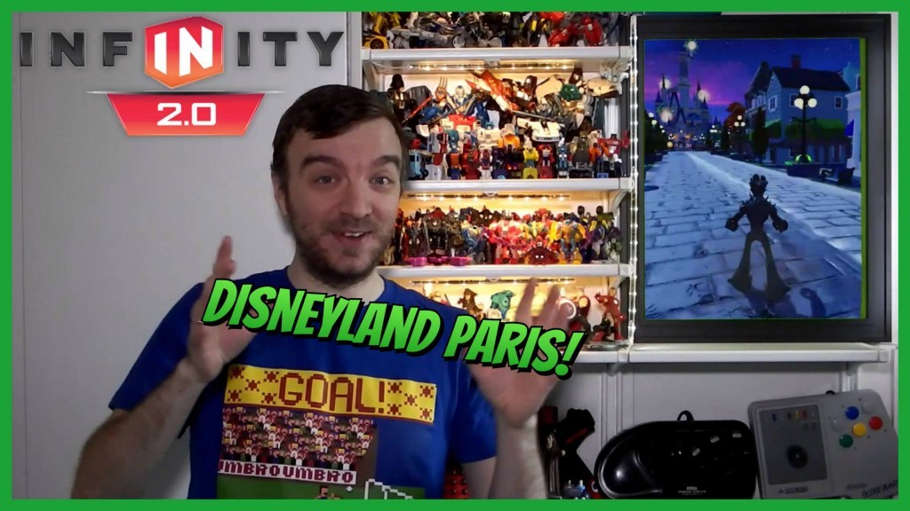 Disney Infinity 2.0: Disneyland Paris Theme Park Re-creation! - disneyland paris infinity 2 moobitmedia