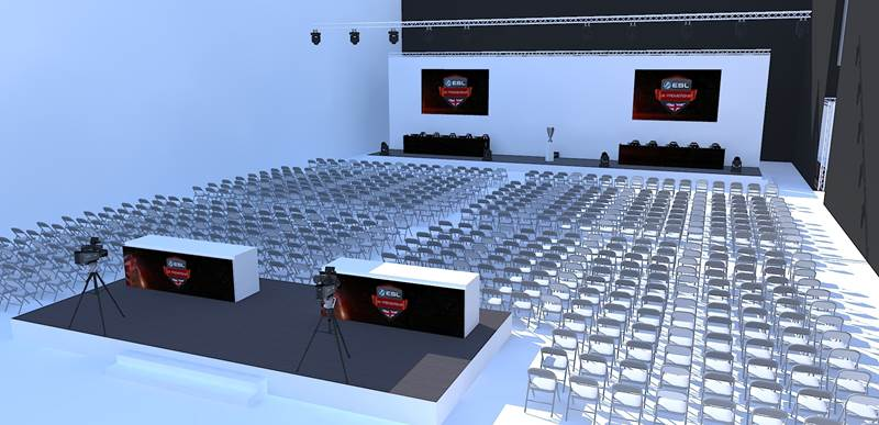 MCM and ESL introduce dedicated esports arena at London Comic Con - esl