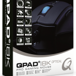 Power-packed optical mouse completes QPAD 8K family - 1024x768 8KO Boxshot cropped