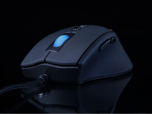 Power-packed optical mouse completes QPAD 8K family