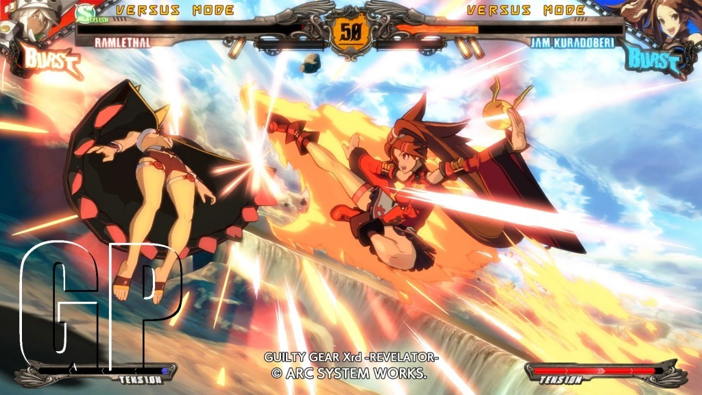 Guilty Gear Xrd -REVELATOR- is coming to Europe! - GGXrdR 1