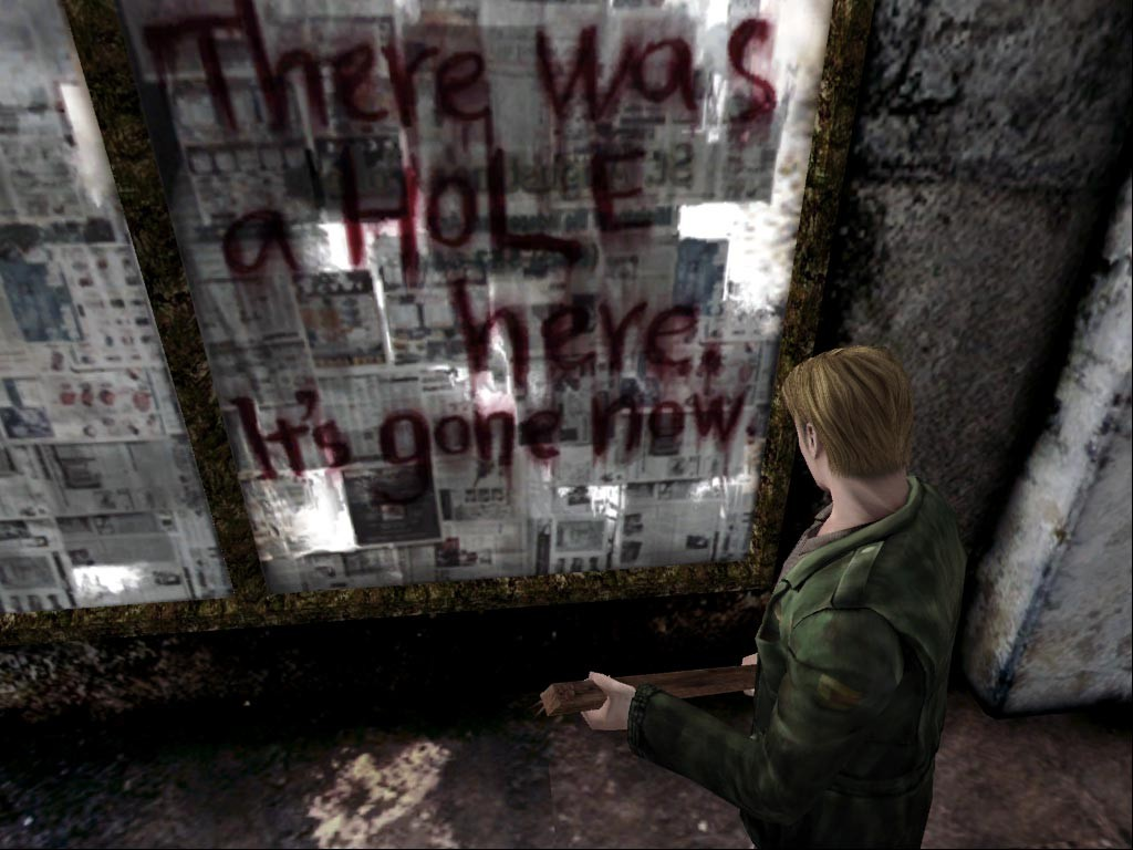 Retro Review: Silent Hill 2 - hole here