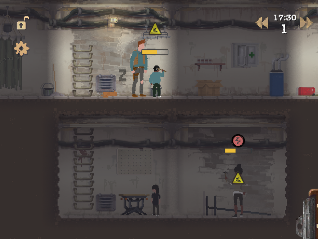 Indie pixel art survival hit, Sheltered, is available now on iOS and Android - SM 4 preview